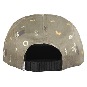 POLER Widowmaker Camper Cap burnt olive wheelie